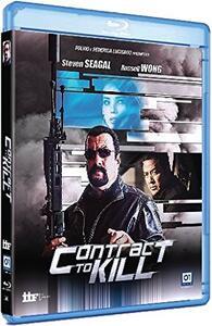 Film Contract to Kill (Blu-ray) Keoni Waxman