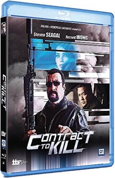 Contract to Kill (Blu-ray) di Keoni Waxman - Blu-ray