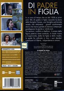 Di padre in figlia (2 DVD) di Riccardo Milani - DVD - 2