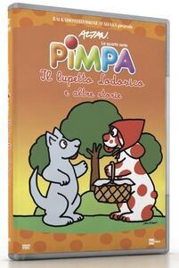 Pimpa. Il lupetto Lodovico e altre storie (DVD) - DVD