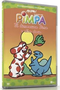 Pimpa. Il dinosauro Dino e altre storie (DVD) - DVD