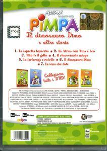Pimpa. Il dinosauro Dino e altre storie (DVD) - DVD - 2