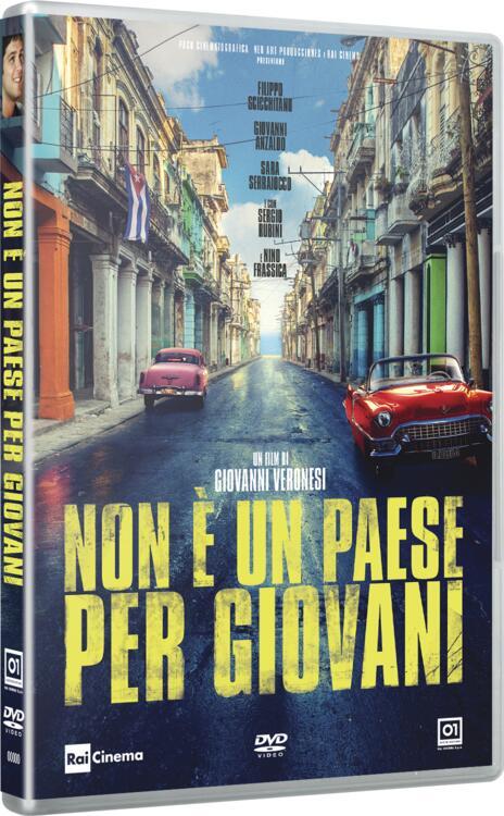 Non è un paese per giovani (DVD) di Giovanni Veronesi - DVD