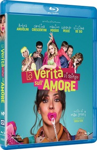 Cover Dvd La verità, vi spiego, sull'amore (Blu-ray)