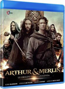 Arthur & Merlin (Blu-ray) di Marco Van Belle - Blu-ray