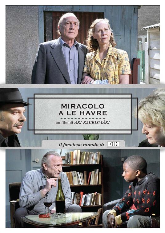 Miracolo a Le Havre (DVD) di Aki Kaurismaki - DVD