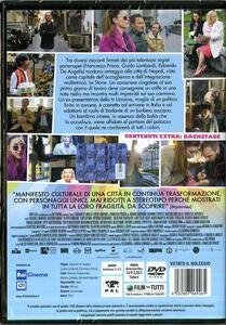 Vieni a viere a Napoli (DVD) di Guido Lombardi,Francesco Prisco,Edoardo De Angelis - DVD - 2