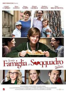 La mia famiglia a soqquadro (DVD) di Max Nardari - DVD