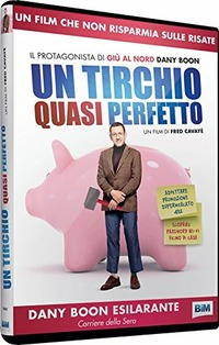 Cover Dvd Un tirchio quasi perfetto (DVD)