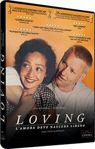 Loving (DVD) di Jeff Nichols - DVD