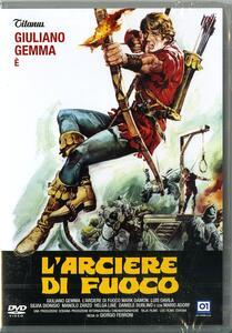 L' arciere di fuoco (DVD) di Giorgio Ferroni - DVD