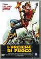 Cover Dvd DVD L'arciere di fuoco