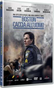 Boston. Caccia all'uomo (DVD) di Peter Berg - DVD