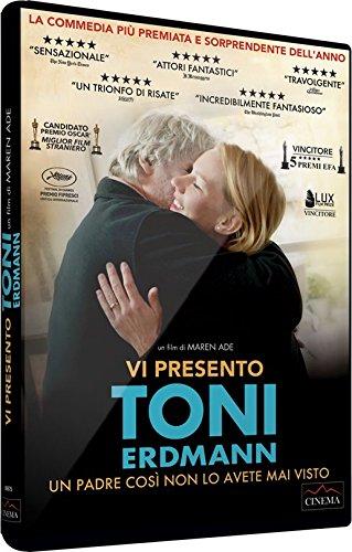 Cover Dvd DVD Vi presento Toni Erdmann