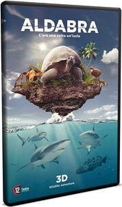 Aldabra (DVD) di Steve Lichtag - DVD