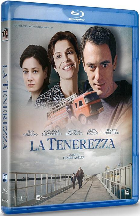 La tenerezza (Blu-ray) di Gianni Amelio - Blu-ray
