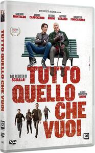Tutto quello che vuoi (DVD) di Francesco Bruni - DVD