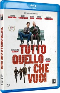 Cover Dvd Tutto quello che vuoi (Blu-ray)