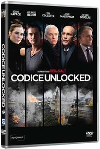 Codice Unlocked (DVD) di Michael Apted - DVD