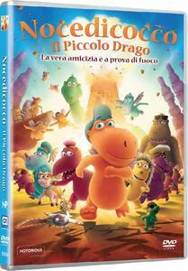Nocedicocco. Il piccolo drago (DVD) di Nina West - DVD