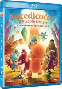 Nocedicocco. Il piccolo drago (Blu-ray) di Nina West - Blu-ray