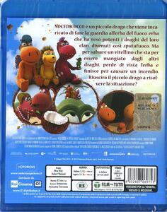 Nocedicocco. Il piccolo drago (Blu-ray) di Nina West - Blu-ray - 2