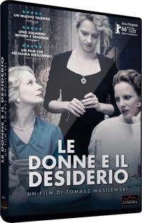 Cover Dvd Le donne e il desiderio (DVD)