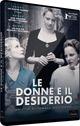 Cover Dvd Le donne e il desiderio