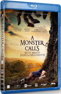 Sette minuti dopo la mezzanotte (Blu-ray) di Juan Antonio Bayona - Blu-ray