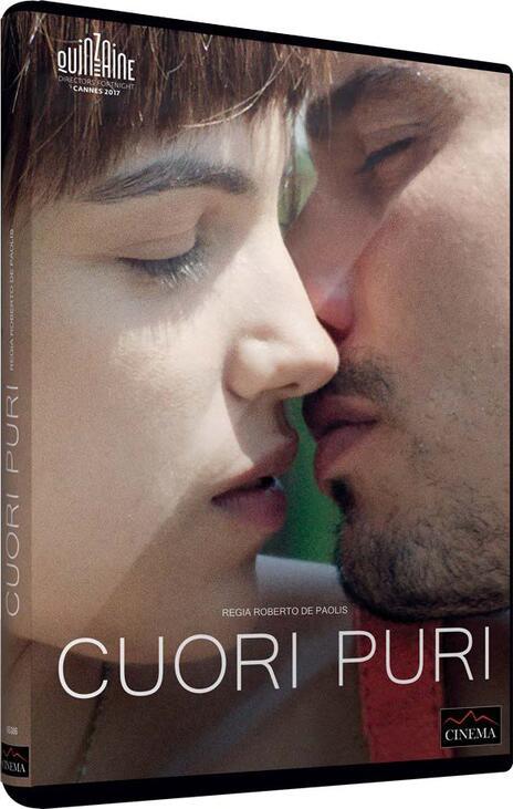 Cuori puri (DVD) di Roberto De Paolis - DVD