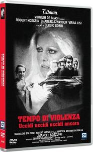 Tempo di violenza (DVD) di Sergio Gobbi - DVD