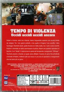 Tempo di violenza (DVD) di Sergio Gobbi - DVD - 2