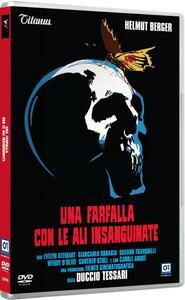 Una farfalla con le ali insanguinate (DVD) di Duccio Tessari - DVD
