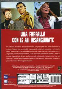 Una farfalla con le ali insanguinate (DVD) di Duccio Tessari - DVD - 2
