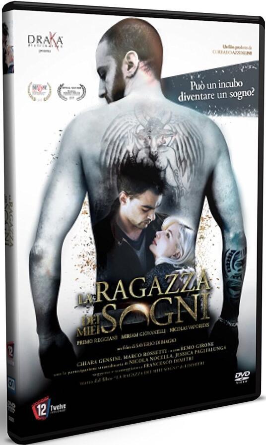 La ragazza dei miei sogni (DVD) di Saverio Di Biagio - DVD