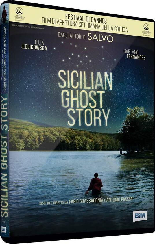 Sicilian Ghost Story (DVD) di Fabio Grassadonia,Antonio Piazza - DVD