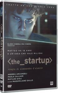 The Startup. Accendi il tuo futuro (DVD) di Alessandro D'Alatri - DVD