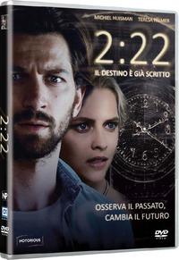 Cover Dvd 2:22. Il destino è già scritto (DVD)