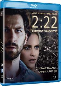 Cover Dvd 2:22. Il destino è già scritto (Blu-ray)