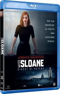 Miss Sloane. Giochi di potere (Blu-ray) di John Madden - Blu-ray