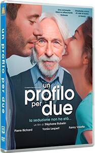Un profilo per due (DVD) di Stéphane Robelin - DVD