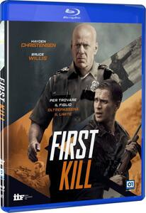 First Kill (Blu-ray) di Steven C. Miller - Blu-ray