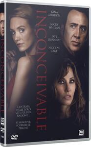 Inconceivable (DVD) di Jonathan Baker - DVD