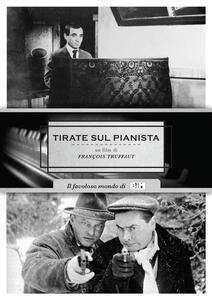 Tirate sul pianista (DVD) di François Truffaut - DVD