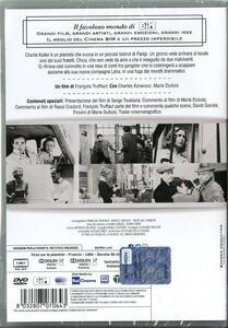 Tirate sul pianista (DVD) di François Truffaut - DVD - 2