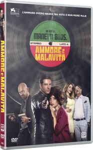 Ammore e malavita (DVD) di Manetti Bros. - DVD