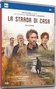 La strada di casa (DVD) di Riccardo Donna - DVD