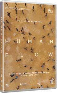 Human Flow (DVD) di Weiwei Ai - DVD