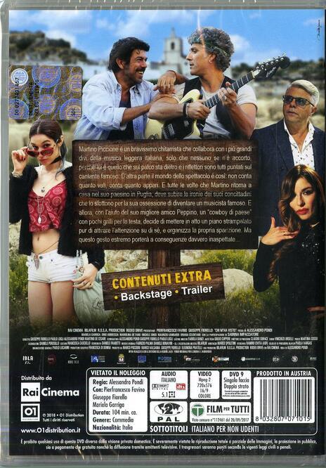 Chi m'ha visto (DVD) di Alessandro Pondi - DVD - 2