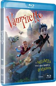 Vampiretto (Blu-ray) di Richard Claus,Karsten Kiilerich - Blu-ray
